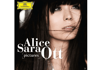 Alice Sara Ott - Pictures [CD]