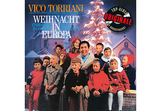 Vico Torriani - Weihnacht In Europa (Originale) [CD]