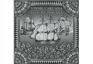 Vinnie Caruana - City By The Sea - (CD)
