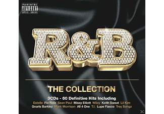 VARIOUS - R&B - The Collection - (CD)