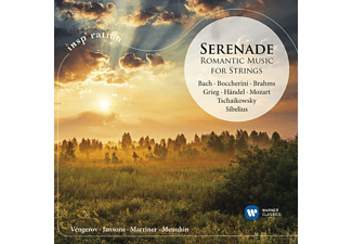 VARIOUS - Serenade - Romantic Music For Strings - (CD)