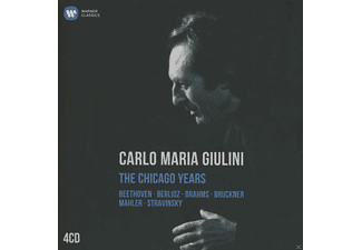 Carlo Maria Giulini, Chicago Symphony Orchestra - The Chicago Years [CD]