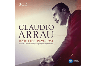 Claudio Arrau, The Philharmonia Orchestra - Rarities 1929 - 1951 (Konzerte & Solowerke von B - (CD)