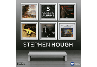 Stephen Hough - Stephen Hough -5 Classic Albums - (CD)
