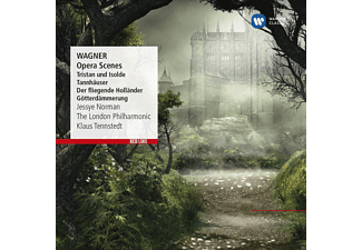 Norman Jessye, The London Philharmonic Orchestra - Opernszenen (Tristan & Isolde/Tannhäuser/+) - (CD)