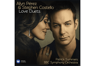 Stephen Costello, BBC Symphony Orchestra, Perez Ailyn - Love Duets [CD]