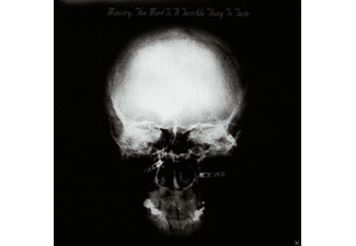 Ministry - The Mind Is A Terrible Thing To Taste [CD]