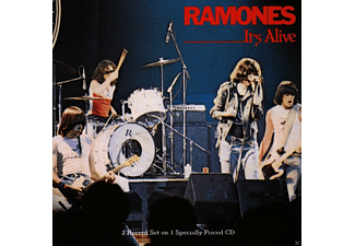 Ramones - It's Alive - (CD)