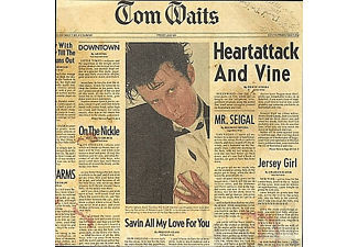 Tom Waits - Heartattack And Vine [CD]