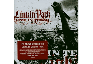Linkin Park - Live In Texas [CD + DVD Video]