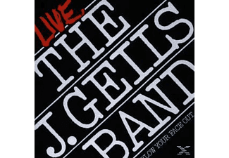 J.GEILS B - Blow Your Face Out [CD]