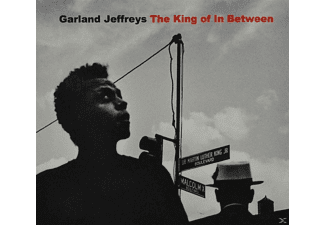 Garland Jeffreys - The King Of In Between - (CD)