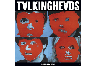 Talking Heads - Remain In Light - (CD + DVD Video)