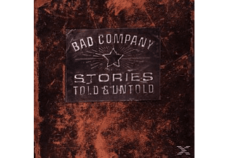 Bad Company - Stories Told And Untold - (CD)