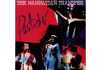 The Manhattan Transfer - Pastiche - (CD)