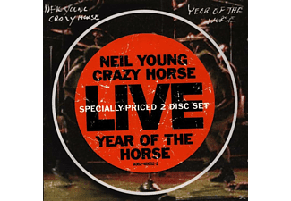 Neil Young, Crazy Horse - Year Of The Horse - (CD)