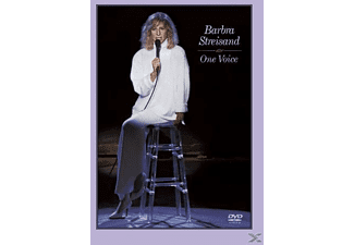 Barbra Streisand - ONE VOICE - (DVD)