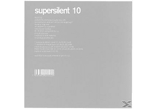 Supersilent - 10 - (Vinyl)