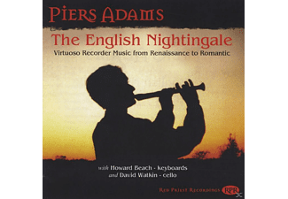 David Watkin, Howard Beach - The English Nightingale - (CD)