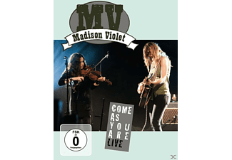 Madison Violet - Come As You Are - Live - (DVD)