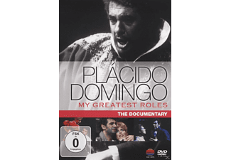 Plácido Domingo - My Greatest Roles - (DVD)