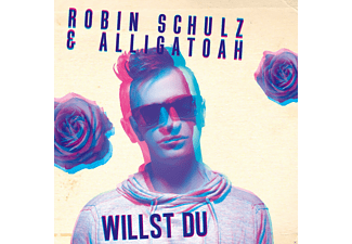 Alligatoah, Robin Schulz - Willst Du - (Maxi Single CD)