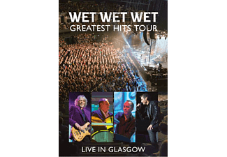 Wet Wet Wet - Greatest Hits Tour - Live In Glasgow (Blu-ray)