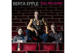 Berta Epple And Friends - Egal Was Kommt [CD]