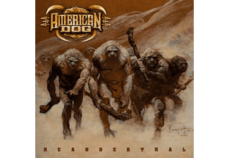 American Dog - Neanderthal - (CD)