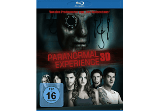 PARANORMAL EXPERIENCE 2D/3D [3D Blu-ray]