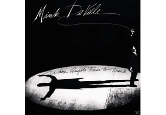 Mink Deville - When Angels Fear To Tread [CD]