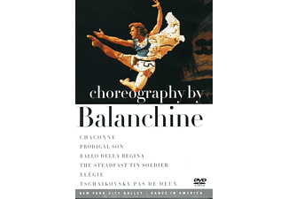 - George Balanchine - Choreography by Balanchine - (DVD)