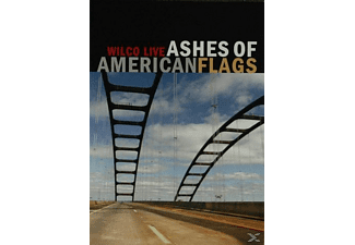 Wilco - ASHES OF AMERICAN FLAGS - (DVD)