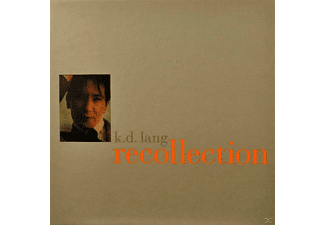 K.D. Lang - Recollection - (CD + DVD Video)