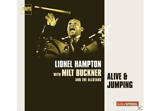Lionel Hampton - Alive And Jumping - (CD)
