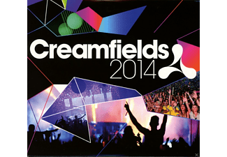 VARIOUS - Creamfields 2014 [CD]