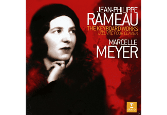 Marcelle Meyer - Rameau:Klavierwerke - (CD)