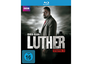 Luther - Staffel 3 - (Blu-ray)