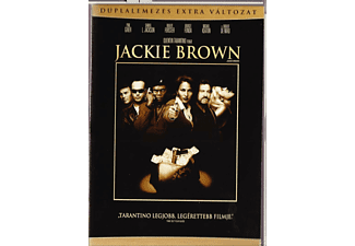Jackie Brown - duplalemezes (DVD)