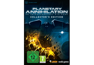 Planetary Annihilation (Collector's Edition) [PC]