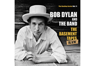 Bob Dylan;The Band - The Basement Tapes Raw: The Bootleg Series Vol.11 - (CD)