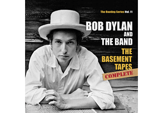 Bob Dylan And The Band - The Basement Tapes Complete: The Bootleg Series Vol. 11 [CD]