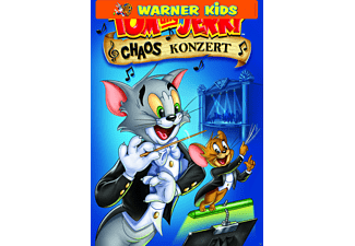 Tom & Jerry - Chaos-Konzert - (DVD)