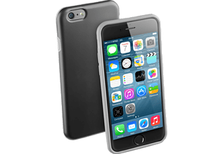CELLULAR LINE 35409 Backcover Apple iPhone 6, iPhone 6s Thermoplastisches Polyurethan Schwarz