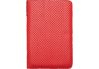 POCKETBOOK Cover voor Touch Lux 2 en Basic 2 Dots Rood