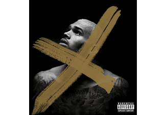 Chris Brown - X - (CD)