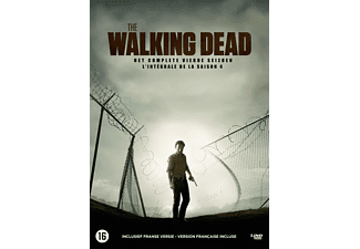 The Walking Dead - Seizoen 4 | DVD