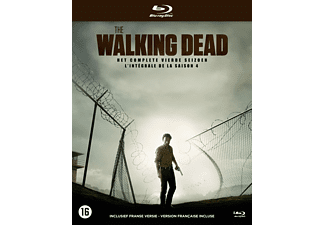 The Walking Dead - Seizoen 4 | Blu-ray