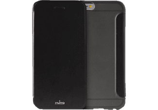 PURO PU-111891 Booklet Case Eco Cover, Bookcover, iPhone 6, Schwarz