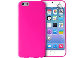 PURO PU-113437 Ultra Slim 0.3 Backcover Apple iPhone 6 Polycarbonat Pink